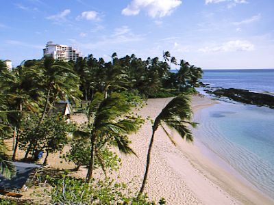 Paradise Cove Is Located At Ko Olina An Important Historic Site On The Leeward Coast Of O Ahu In Early 1940s Alice Kamokila Campbell Heir To