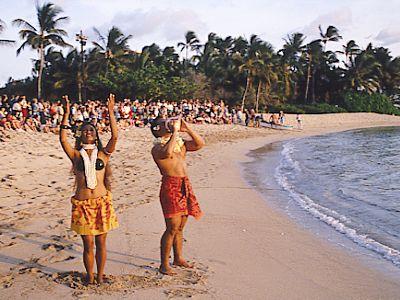 Photo Gallery Hukilau Ceremony Paradise Cove Luau